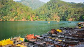 Mussoorie Rishikesh Nainital Almora Kausani Corbett Tour Package
