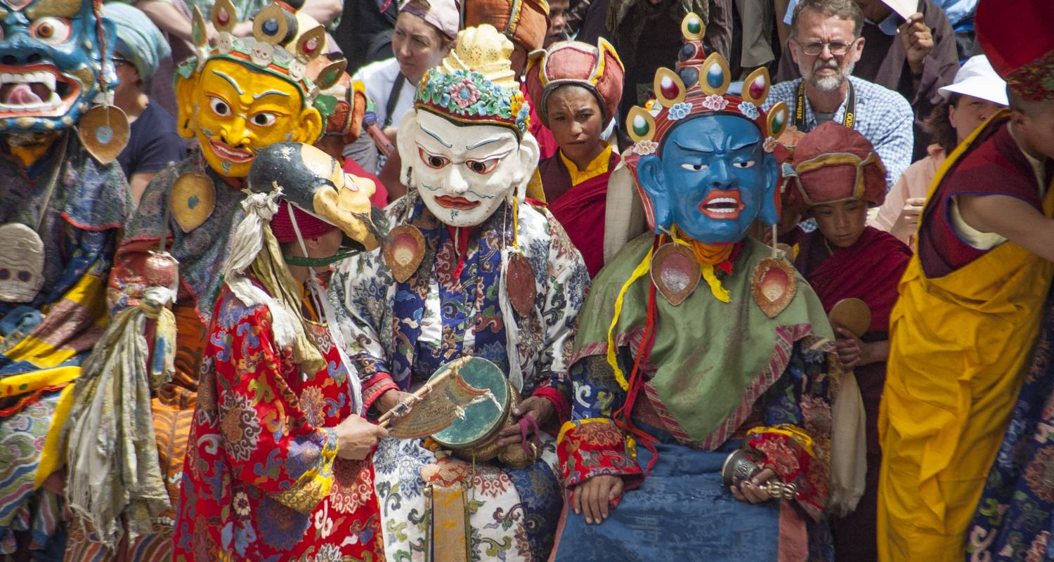 Highlight of Ladakh Tour with Hemis Festival