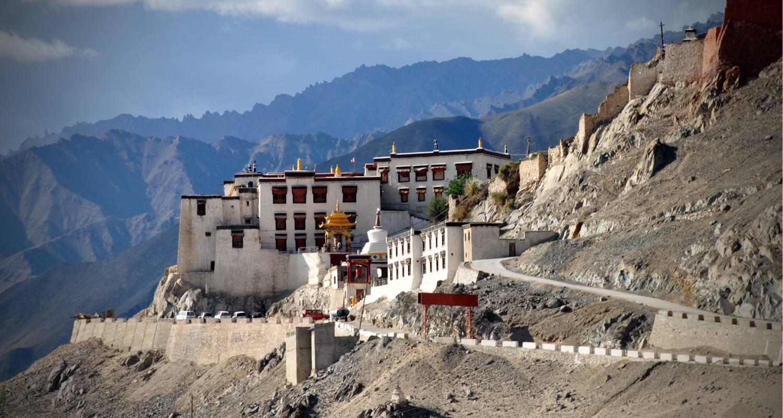Leh Ladakh Delhi Overland