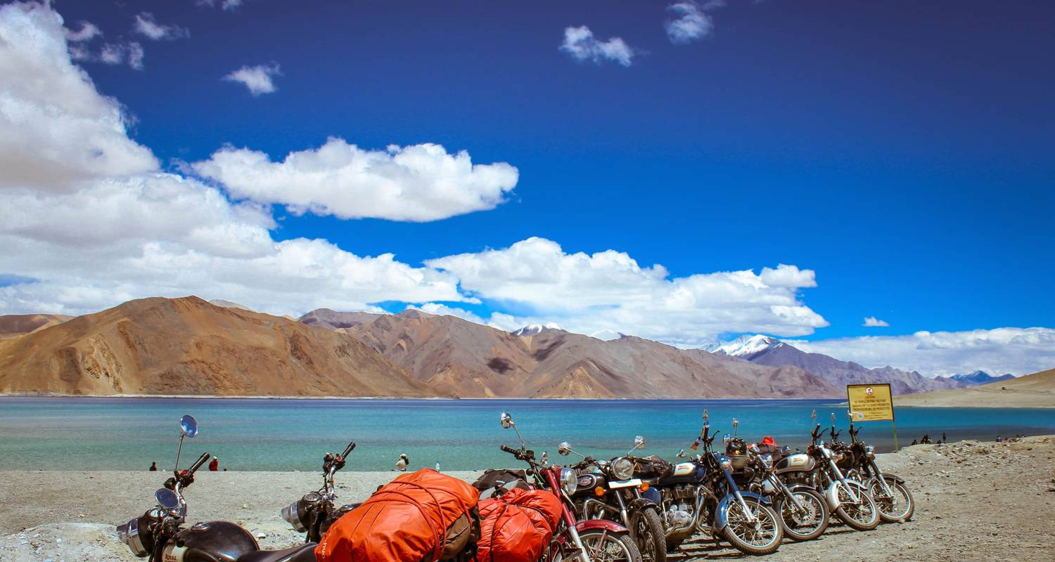 Adventure Trip - Beautiful Ladakh