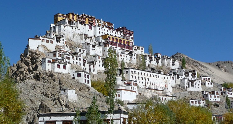 Takthok Monastery Festival